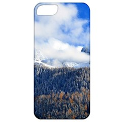 Mountains Alpine Nature Dolomites Apple Iphone 5 Classic Hardshell Case
