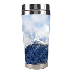 Mountains Alpine Nature Dolomites Stainless Steel Travel Tumblers