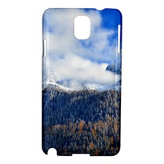 Mountains Alpine Nature Dolomites Samsung Galaxy Note 3 N9005 Hardshell Case