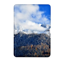 Mountains Alpine Nature Dolomites Samsung Galaxy Tab 2 (10 1 ) P5100 Hardshell Case