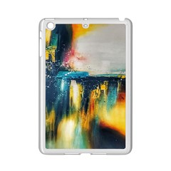 Art Painting Abstract Yangon Ipad Mini 2 Enamel Coated Cases