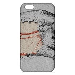 Hand Finger Drawing Fingernails Iphone 6 Plus/6s Plus Tpu Case