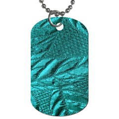 Background Texture Structure Dog Tag (one Side)