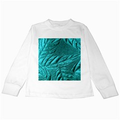 Background Texture Structure Kids Long Sleeve T Shirts