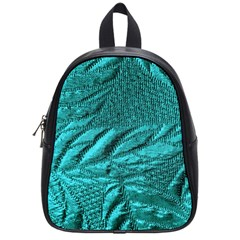 Background Texture Structure School Bag (small)