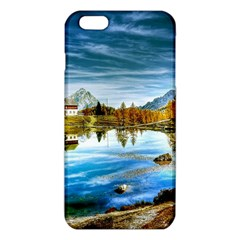 Dolomites Mountains Italy Alpin Iphone 6 Plus/6s Plus Tpu Case by Simbadda