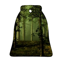 Forest Tree Landscape Ornament (bell)