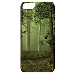 Forest Tree Landscape Apple Iphone 5 Classic Hardshell Case