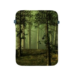 Forest Tree Landscape Apple Ipad 2/3/4 Protective Soft Cases