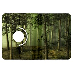 Forest Tree Landscape Kindle Fire Hdx Flip 360 Case