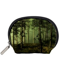 Forest Tree Landscape Accessory Pouches (small)
