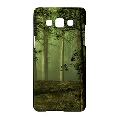 Forest Tree Landscape Samsung Galaxy A5 Hardshell Case