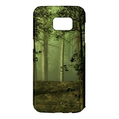Forest Tree Landscape Samsung Galaxy S7 Edge Hardshell Case