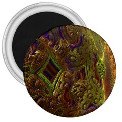 Fractal Virtual Abstract 3  Magnets