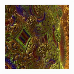 Fractal Virtual Abstract Medium Glasses Cloth (2 Side)