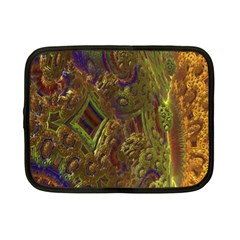 Fractal Virtual Abstract Netbook Case (small)