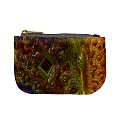 Fractal Virtual Abstract Mini Coin Purses