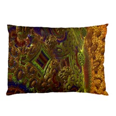 Fractal Virtual Abstract Pillow Case (two Sides)