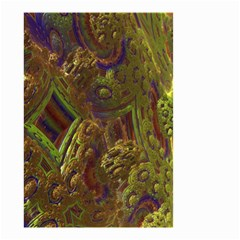 Fractal Virtual Abstract Small Garden Flag (two Sides)