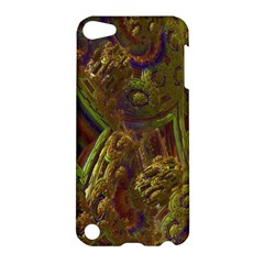 Fractal Virtual Abstract Apple Ipod Touch 5 Hardshell Case by Simbadda