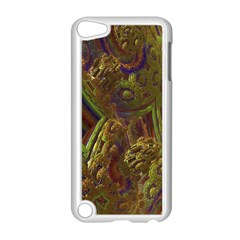 Fractal Virtual Abstract Apple Ipod Touch 5 Case (white)