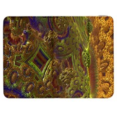 Fractal Virtual Abstract Samsung Galaxy Tab 7  P1000 Flip Case