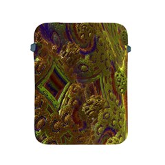 Fractal Virtual Abstract Apple Ipad 2/3/4 Protective Soft Cases