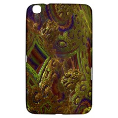 Fractal Virtual Abstract Samsung Galaxy Tab 3 (8 ) T3100 Hardshell Case