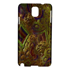 Fractal Virtual Abstract Samsung Galaxy Note 3 N9005 Hardshell Case