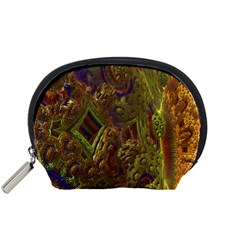 Fractal Virtual Abstract Accessory Pouches (small)