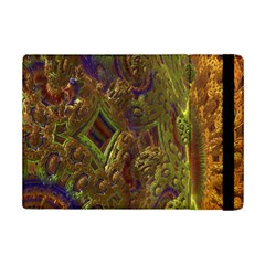 Fractal Virtual Abstract Ipad Mini 2 Flip Cases