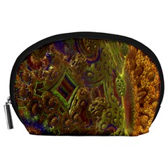 Fractal Virtual Abstract Accessory Pouches (large)