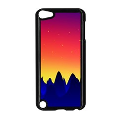 Night Landscape Apple Ipod Touch 5 Case (black)