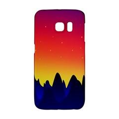 Night Landscape Galaxy S6 Edge by goodart
