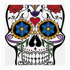 Cranium Sugar Skull Medium Glasses Cloth (2 Side)