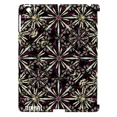 Dark Tropical Pattern Apple Ipad 3/4 Hardshell Case (compatible With Smart Cover)