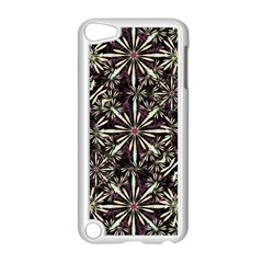 Dark Tropical Pattern Apple Ipod Touch 5 Case (white)