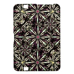 Dark Tropical Pattern Kindle Fire Hd 8 9