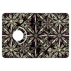 Dark Tropical Pattern Kindle Fire Hdx Flip 360 Case