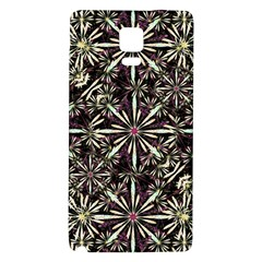 Dark Tropical Pattern Galaxy Note 4 Back Case by dflcprints