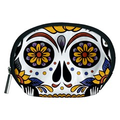 Sugar Skull Accessory Pouches (medium)
