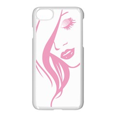 Pinky Apple Iphone 8 Seamless Case (white)