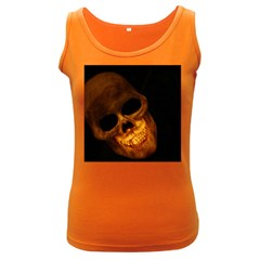 Laughing Skull Women s Dark Tank Top