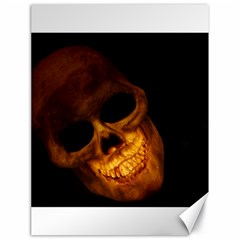 Laughing Skull Canvas 18  X 24