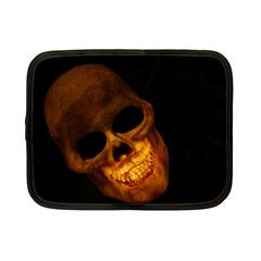Laughing Skull Netbook Case (small)