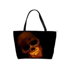 Laughing Skull Shoulder Handbags
