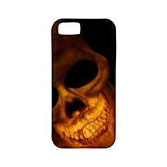 Laughing Skull Apple Iphone 5 Classic Hardshell Case (pc+silicone)