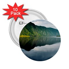 Evening Landscape 2 25  Buttons (10 Pack)