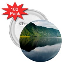 Evening Landscape 2 25  Buttons (100 Pack)
