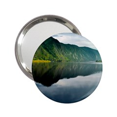 Evening Landscape 2 25  Handbag Mirrors
